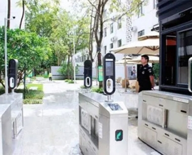 智能访客门禁管理系统是园区智能化升级的首选